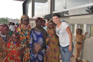 Tribù locale di Mumuila che ha dato il nome alla regione di Huila